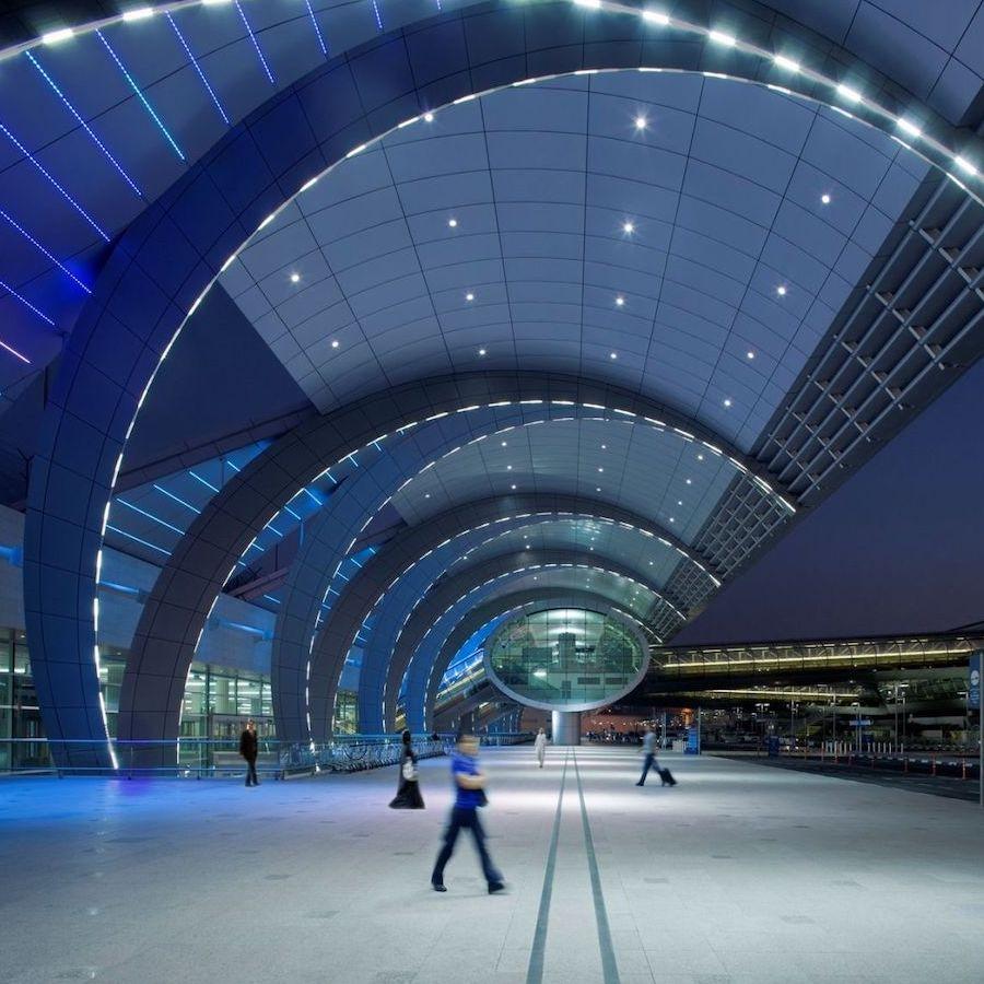 GMCS Airport Development DXB