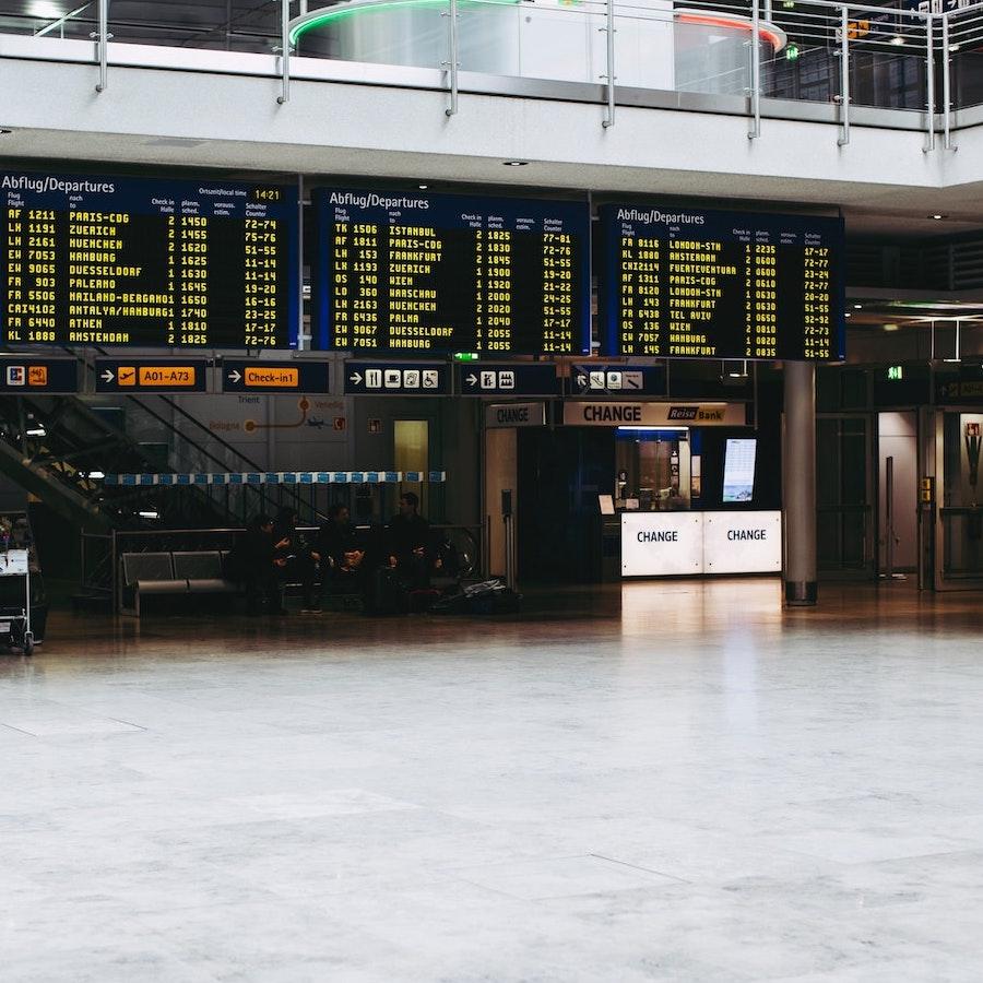 GMCS Airport Terminal Jebel Ali