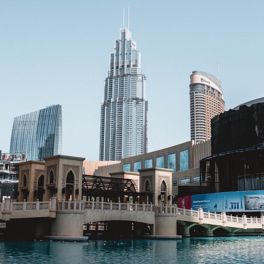 GMCS Downtown Dubai Development Portfolio