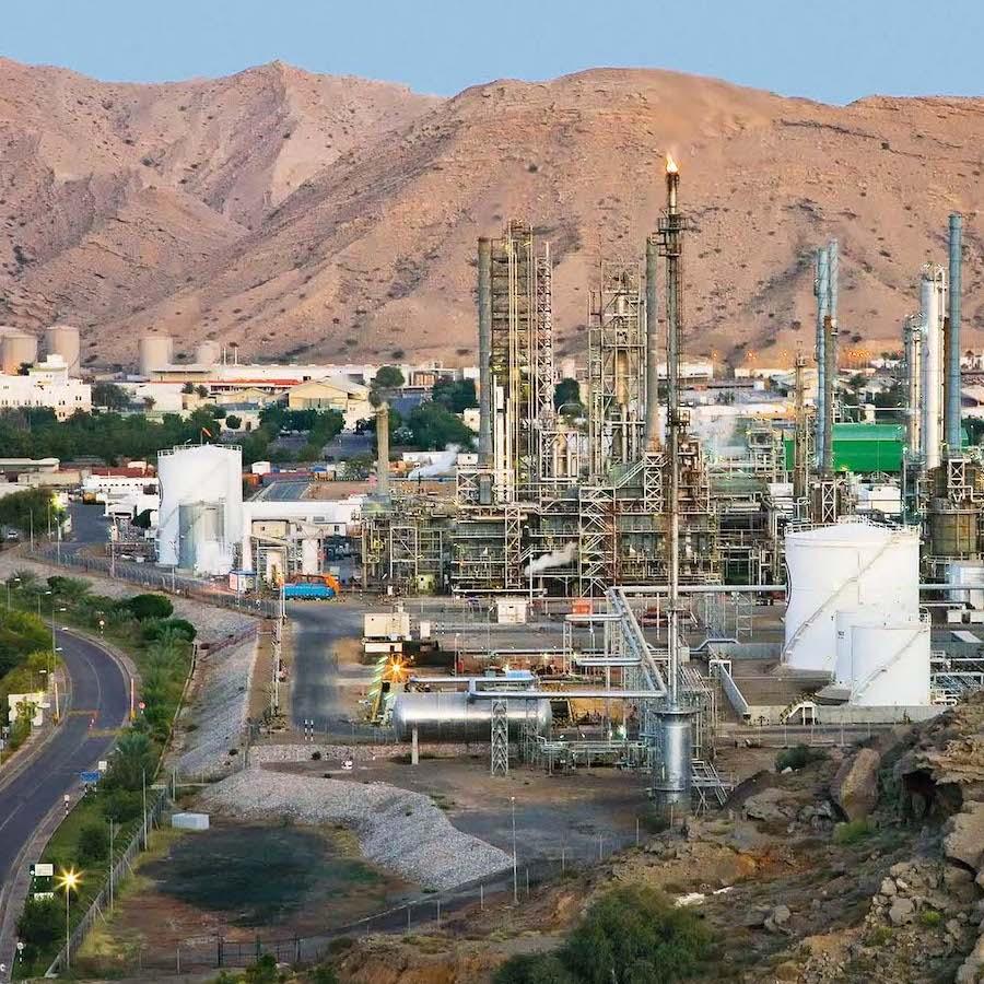GMCS Oil Field Development Oman