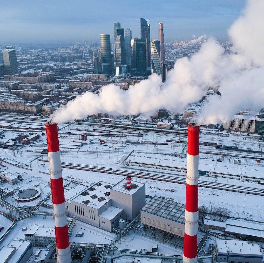 GMCS Power Plant Saudi Arabia