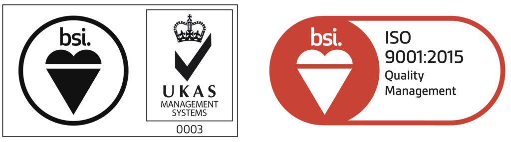 GMCS BSI UKAS Management Systems Quality Management Assurance Mark Accreditation