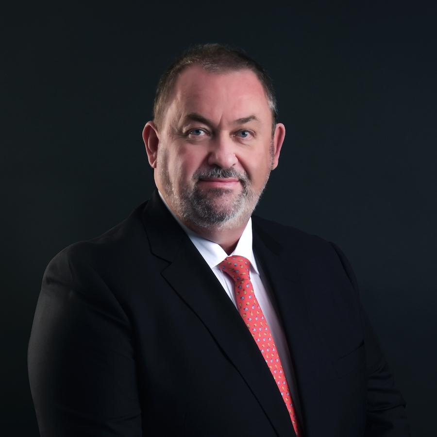 GMCS Gordon Moffat CEO